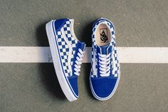 Vans 'Checkerboard' Old Skool Pack - EU Kicks: Sneaker Magazine