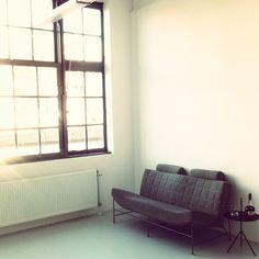 Small part of the new studio... - @bijdevleet- #webstagram