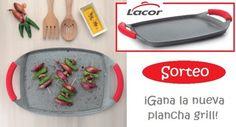 SORTEO LACOR: ¡Gana esta plancha grill para cocinar saludablemente!