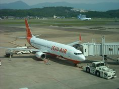 Jeju Air Busan Korea