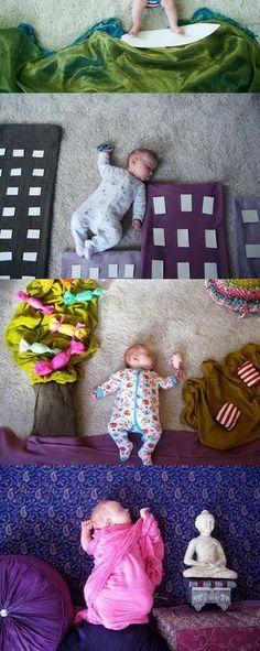 Sleeping baby...