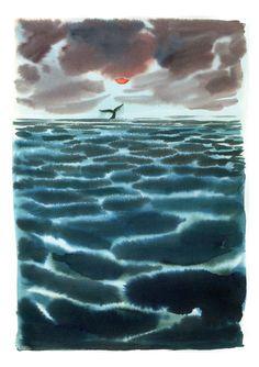 Alessandro Berardinelli Editore » Moby Dick di Alessandro Sanna.