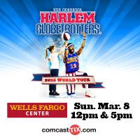 The world renown Harlem Globetrotters are bringing their iconic basketball theatrics to Philadelphia! With dazzling dunks and showstopping trick shots, the Globetrotters will put on a show tha...