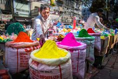 India's Holi Festival: The world's most colorful celebration https://www.orbitz.com/blog/2017/02/indias-holi-festival-worlds-colorful-celebration/