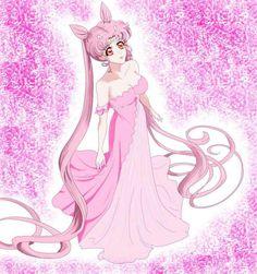 Princess Small Lady Serenity from Sailor Moon Sailor Moom, Arte Sailor Moon, Sailor Moon Fan Art, Sailor Moon Manga, Sailor Uranus, Sailor Moon Crystal, Anime Moon, Sailor Princess, Moon Princess