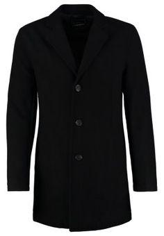MINIMAL CROMBIE - Cappotto classico - black