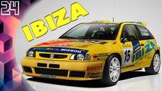 seat ibiza rally car - Google Search