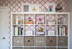 Michaela Noelle Designs: Client Reveal: Preppy Home Office