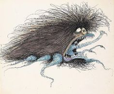 Tim Burton's ArtWork | nUvegante