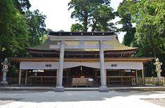 Kashima-jingu Shrine 鹿島神宮