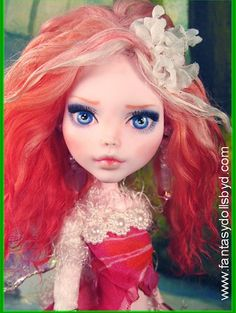 Draculaura Trixie Fairy P2 | Barbie and Monster High Custom … | Flickr