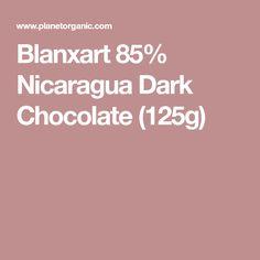 Premium organic single origin rich dark chocolate produced from a small cocoa bean farm. Organic Chocolate, Dairy Free Chocolate, Cocoa, Pure Products, Vegan, Dark, How To Make, Theobroma Cacao, Hot Chocolate