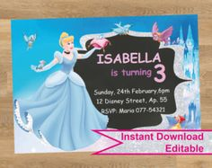 Your place to buy and sell all things handmade Shopkins Invitations, Birthday Invitations, Ariel, Rsvp, Diy, Handmade Gifts, Kid Craft Gifts, Bricolage, Craft Gifts