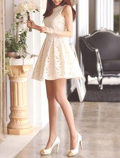 iadorefashionn:  Lace Dress