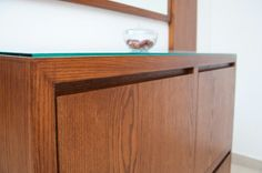 Wood work: Mazura Finishes: Client Design: Selections