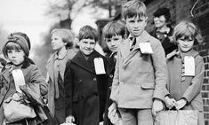 Former child evacuees of the Second World War recall their experiences