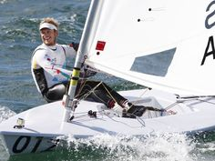 World No.1 sailor Tom Burton is fast emerging as London Olympics hero Tom Slingsby's natural successor after a brilliant come-from-behind win at the latest ISAF World Cup regatta.  Burton slumped to 24th on the opening day of the event off Palma, Mallorca but surged back to win the Laser class gold medal with victory in the final race.