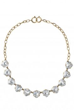 Stella & Dot Somervell Necklace Wear alone or with Christina and Mae necklaces for a really big statement