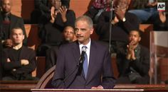 Eric Holder is planning on passing new laws that will greatly hinder police all across America from properly and effectively doing their jobs. Let the Obama administration FERGUSON PAYBACK begin. #Ferguson http://www.nowtheendbegins.com/blog/?p=28746