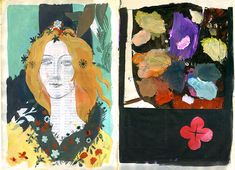 2012 sketchbook - Julianna Brion Portfolio