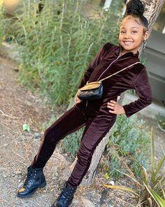 Black Little Girls, Cute Little Girls Outfits, Mommy And Me Outfits, Kids Outfits Girls, Cute Mixed Babies, Cute Black Babies, Cute Baby Girl, Cute Kids Fashion, Baby Girl Fashion