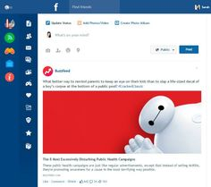 Tech: Reklámmentes Facebookot szeretne? Ezt kell bekapcsolni hozzá - HVG.hu Create Photo Album, Find Friends, Keep An Eye On, Chrome, Photo And Video, Facebook, Kids, Young Children, Boys