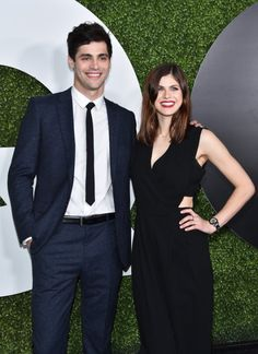 Matthew and his sister Alexandra