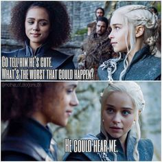 """I love these """"Game of Thrones"""" and """"Friends"""" mashups."""