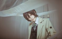 太宰治 - qiyinatsu(千亿夏) Osamu Dazai Cosplay Photo - Cure WorldCosplay