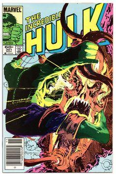 Incredible Hulk 301 (F/VF)