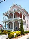 The Pink House, Cape May, NJ