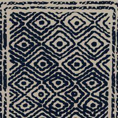 Surya Atlas Rug, Sapphire Blue #modish #newitems #blue