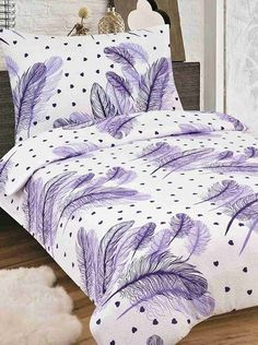 CLARISA flanelové obliečky 140x200cm Comforters, Blanket, Bed, Furniture, Home Decor, Creature Comforts, Quilts, Decoration Home, Stream Bed