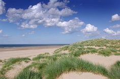Home is where the heart is - Holkham Beach, Norfolk, UK Best Uk Beaches, British Beaches, England Uk, Lush Green, Where The Heart Is, Norfolk, Great Britain, Seaside, The Best