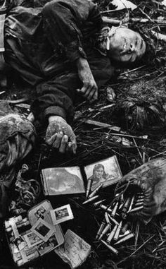 Don McCullin - Shaped By War - Viet Cong Soldier.