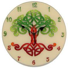 Egyedi, kézzel festet, üveg falióra, hangtalanul működő óraszerkezettel. Clock, Wall, Home Decor, Watch, Decoration Home, Room Decor, Clocks, The Hours, Interior Decorating