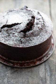 Rote-Bete-Scholadenkuchen
