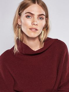 Ottoman Slouchy Tunic from Free People!