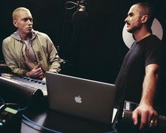 Apple's Zane Lowe teases first Beats 1 interview with Eminem:  Apple's Zane Lowe has teased his first Beats 1 interview with Eminem on Instagram ahead of the station's big launchon June 30. Lowe says the interview will be available to Apple Music users next week.   Continue reading → http://dlvr.it/BKRTxR