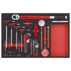 Torque Screwdriver sockets and accessories, Neatly packed in attractive powder coated carrying case. Socket set and extensions in some of the most   comprehensive organized tool sets on the market. For more information visit here. https://www.tengtoolsusa.com/