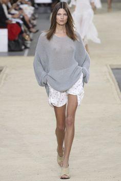 Sfilata Chloé Paris - Collezioni Primavera Estate 2014 - Vogue