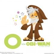 O Is For Obi-Wan