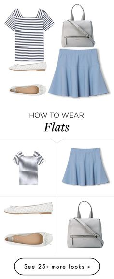 """""""Beautifulhalo #4"""" by evalentina92 on Polyvore featuring Gioseppo, Givenchy and bhalo"""