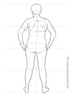 Tracing Real Body Models | An alternative to the stereotypical fashion figure templates Body Image Art, Fashion Figure Templates, Plus Size Art, Human Body Art, Real Bodies, Drawing Templates, Doll Dress Patterns, Fashion Figures, Fashion Sketches