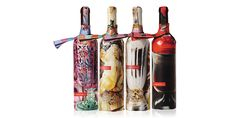 MuseWine - Packaging Design - Beverage Packaging - Red Dot 21 – global design directory