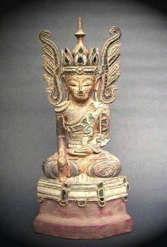 Burmese Style Buddha