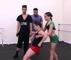 Trust Fall - Dance Moms Miami TRUST FALL HAHA!!!