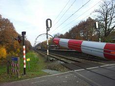Trein, spoorwegovergang