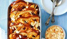 Jablková žemľovka: Poriadne šťavnatá, poďte do toho! Black Eyed Peas, Food, Essen, Meals, Yemek, Eten