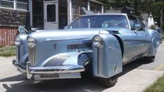 Not sure what the hell this is, but they ruined a good old Riviera to do it!